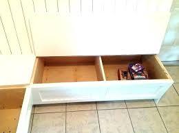 Corner Storage Bench Kitchen Bench With Storage Kitchen Nook Bench With Storage Corner
