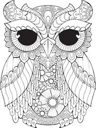 coloring pages kurby owl colour with me hello coloring design