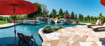 Custom Pools By Design by Bloomsbury Nj Custom Inground Swimming Pool Design U0026 Construction