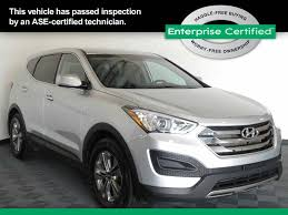 used hyundai santa fe sport for sale special offers edmunds