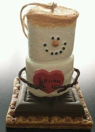 151 best smores ornaments images on snowman ornaments