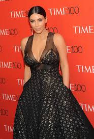 kim kardashian time 100 most influential people in the world
