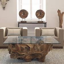 Rustic Teak Coffee Table Coffee Table Rustic Iron Glass Coffee Table Home Decorating Thippo