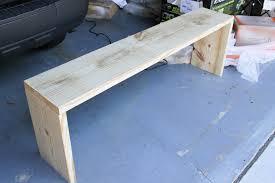 diy entryway table plans entryway bench plans tutorial erin spain