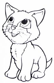 download coloring pages cute cat coloring pages cute kitty cat