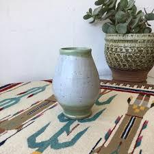 Rosewood Pottery Vase Small Grey Ceramic Studio Pottery Bowl U2013 Den Møbler