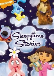 nick jr sleepytime stories dvd new sealed dora diego umizoomi