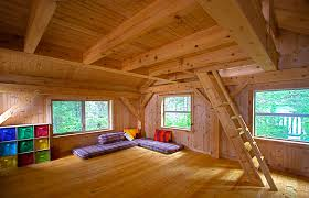 a frame home interiors pease house dillon dillon timber log wrights