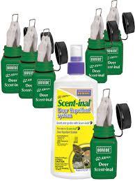 go away green go away scent inal deer repellent all natural deer repellent