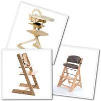 wooden high chair review comparison of the svan stokke tripp