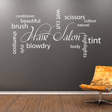 find more wall stickers information about english hair salon wall