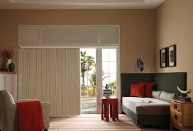 Window Coverings For Patio Door Pleated Blinds For Sliding Glass Doors Business For Curtains