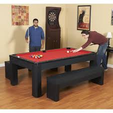 pool table combo set bluewave pool tables ng2530pr park avenue 7 pool table set with