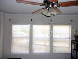 Renter friendly way of hanging curtains without drilling holes