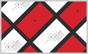 Red Business Cards 16 Red Business Cards Design Samples Uprinting
