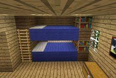 Minecraft Bunkbeds MiNeCrAfT Pinterest Minecraft Website - Minecraft bunk bed