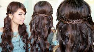 pretty hair styles with wand cute hairstyles to do with short hair hair trends haircuts