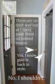 Spray Painting Interior Doors Old Things New U2013 Happily Going Grey Interior Doors And Windows