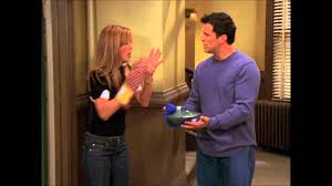 the one with all the thanksgivings one of the best scenes of friends tv show youtube