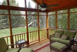 rustic screened porch design ideas u0026 pictures zillow digs zillow