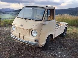 subaru sambar interior rare truck 1969 subaru 360 sambar pickup