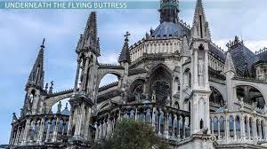 flying buttress flying buttress definition architecture video lesson