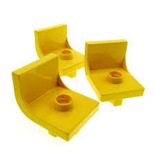 stühle küche 3 x lego duplo stuhl gelb 1 noppe sitz stühle küche wohnzimmer