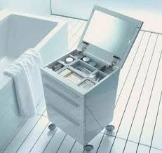 Rolling Bathroom Storage Cart by Ready To Roll Storage Cart Mini Dot Pbteen Wellsuited Rolling