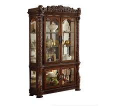 Beautiful Ashley Furniture Curio Cabinet 98 For Your Cabinets For