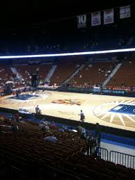 Mohegan Sun Floor Plan Mohegan Sun Arena Interactive Seating Chart