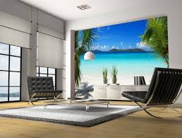 living room mural 16 wall murals that bring a new dimension to your living room