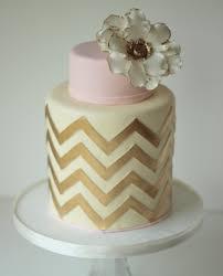 wedding cake gold gold chevron wedding cake ambrosia cake creations