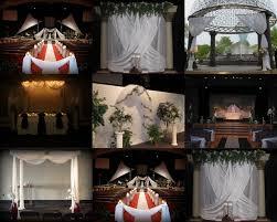 wedding decoration packages u0026 other rentals elegant design by beth