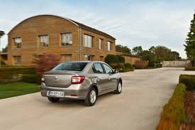 renault algerie renault transforms new dacia logan into the 2013 symbol sedan w