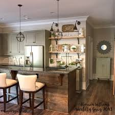 sherwin williams brown kitchen cabinets paint colors my house