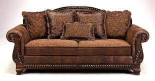 Furniture Design Sofa Price Buy Low Price Ivgstores Furniture Faux Leather U0026 Tapestry Sofa