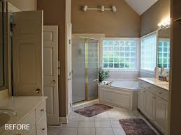 current projects a spa like master bathroom and custom closet with