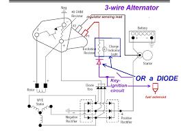 1 wire alternator diagram carlplant