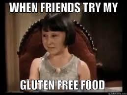 Memes Gross - gluten free gross quickmeme