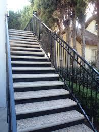 iron based precast stairs nationaldeckandstair 888 299 9393