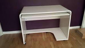 bureau ordinateur blanc laqué bureau bois massif blanc conforama bureau verre lepolyglotte meuble
