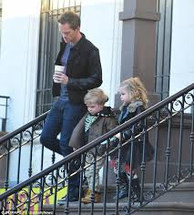 neil patrick harris home neil patrick harris looks downcast with twins in nyc neil