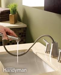 Best Bathroom Faucet Brands The Best Bathroom And Kitchen Sink Faucets Family Handyman