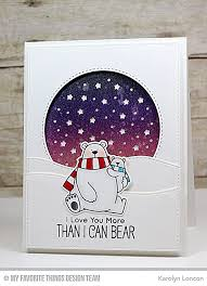 348 best cards mft polar pals snowmen winter images on