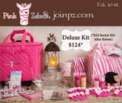 pink zebra home independent consultant february 2016