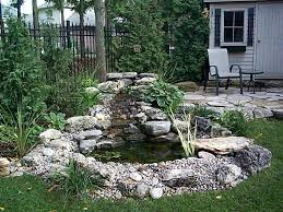 how to maximize simple space saving garden small waterfall house