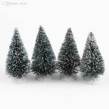 Small Decorated Christmas Tree Gift by Wholesale New Arrival Christmas Tree A Small Pine Tree Placed In