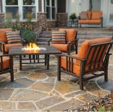 Homecrest Outdoor Furniture - trenton deep seating homecrest patio furniture family leisure fire