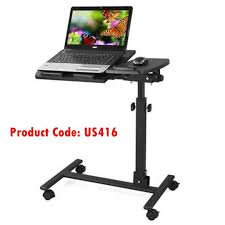 Folding Laptop Desk Folding Laptop Desk With Wheels Code Us416 Unique Shop