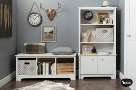 White Bookcase With Doors by Bookcases With Doors Furniture Carson Narrow Bookcase With Door